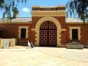 הג'אול, בית הסוהר הישן בוונטוורת'