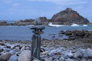 צוקי מימוסה מקודשים לאבוריג'ינים. זוהי נקודת המפגש של מי הנחל המתוקים עם מי הים המלוחים.