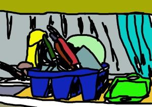 הכיור בקראוואן